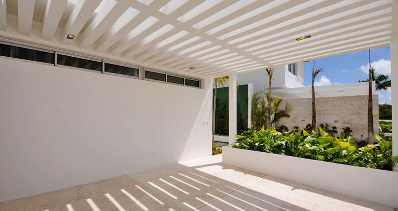 garaje ocean21 villas marina cap cana